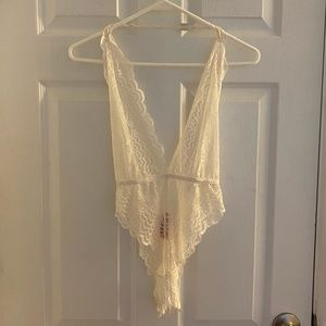Lacy Body Suit